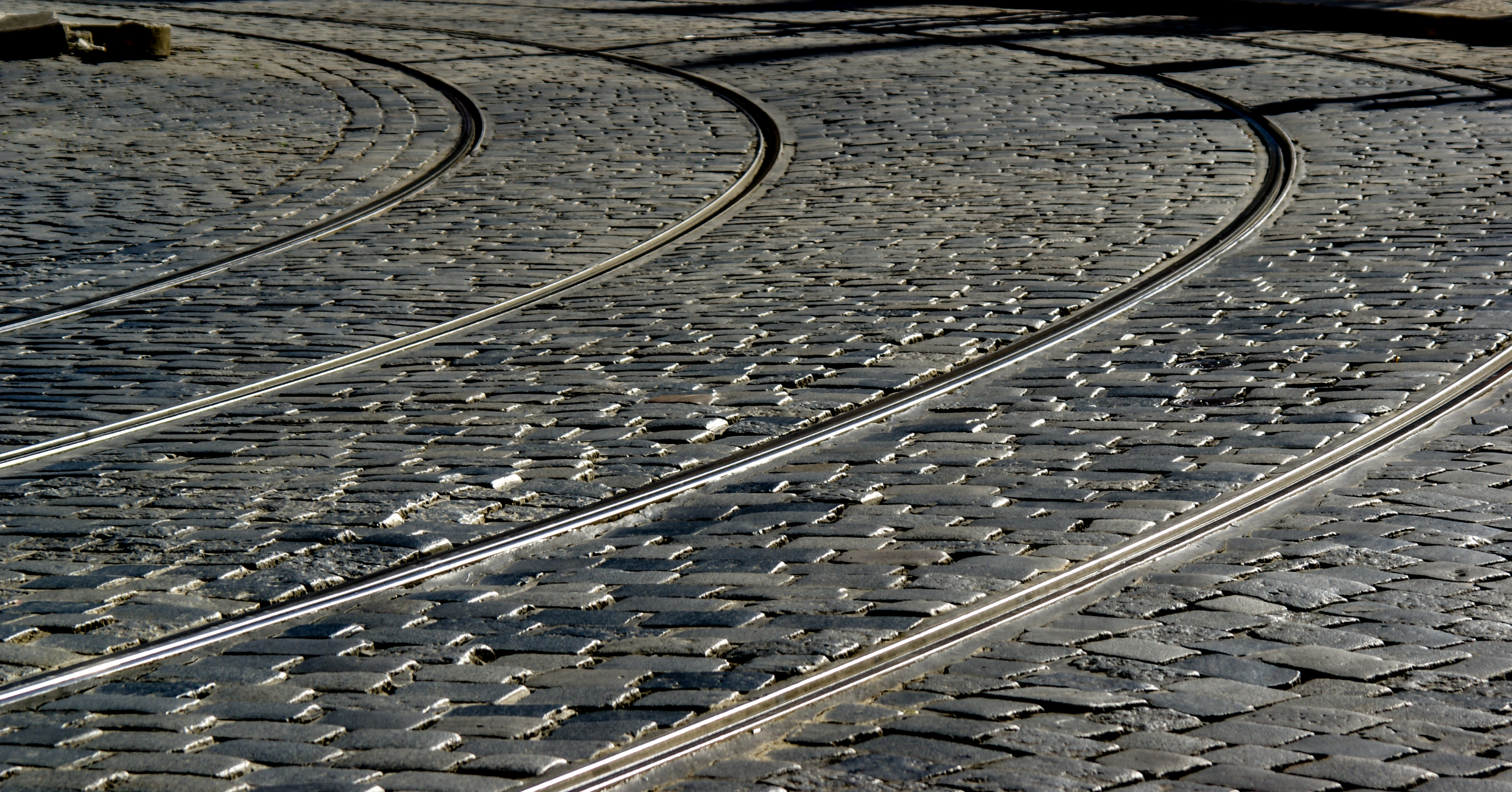 Track in Prague. Bild: Steven Collins - CC BY-NC-ND
