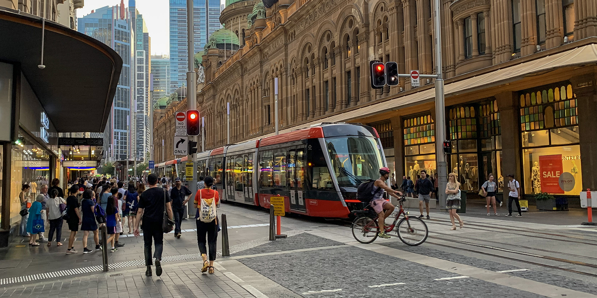 Tramways create attractive cities